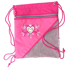 Фото 6 к товару Набор школьный Hama Step by Step Pink Romance 5 предметов (ортопедический)