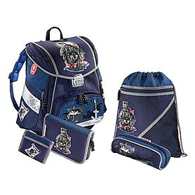 Фото 1 к товару Набор школьный Hama Step by Step Pirate 5 предметов (ортопедический) + подарок