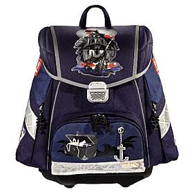 Фото 3 к товару Набор школьный Hama Step by Step Pirate 5 предметов (ортопедический) + подарок