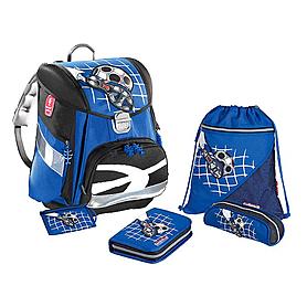 Фото 1 к товару Набор школьный Hama Step by Step Soccer II 5 предметов (ортопедический)