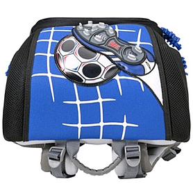 Фото 3 к товару Набор школьный Hama Step by Step Soccer II 5 предметов (ортопедический)