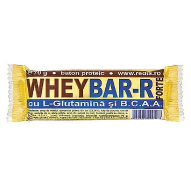 Батончик протеиновый Redis Wheybar - R FORTE+ (70 г)