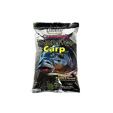 Прикормка Sensas Crazy Bait Monster Carp (1 кг)