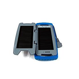 Фото 2 к товару Батарея солнечная портативная Brunton Restore Black