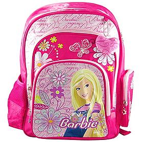 Фото 1 к товару Рюкзак школьный Samtex Barbie DP-800