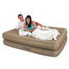 Кровать надувная двуспальная Intex 66704 Rising Comfort (203х152х48 см) - фото 2