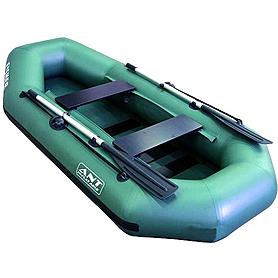 Лодка надувная гребная ANT Fisher 280base (F-280b)