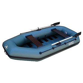 Лодка надувная гребная ANT Fisher 280top (F-280t)