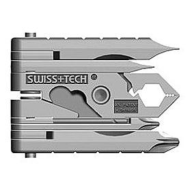 Фото 2 к товару Мультитул-брелок SwissTech Micro-Max 19-in-1 Key Ring Multi-Function Tool