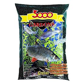 Фото 1 к товару Прикормка Sensas 3000 Gardons (1 кг)