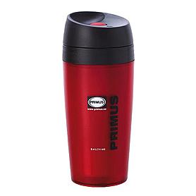 Термокружка пластиковая Primus Commuter Mug 400 мл красная