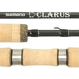 Фото 3 к товару Спиннинг Shimano Clarus 66ML 2.02 м 1.8-10.5 г
