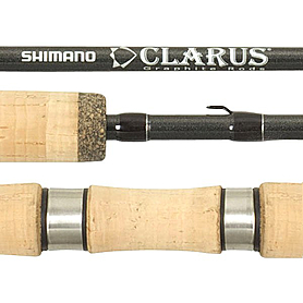 Фото 3 к товару Спиннинг Shimano Clarus 70M 2.14 м  5-17 г