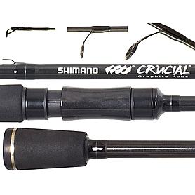 Фото 2 к товару Спиннинг Shimano Crucial Bass 68M 2.04 м 5-17 г