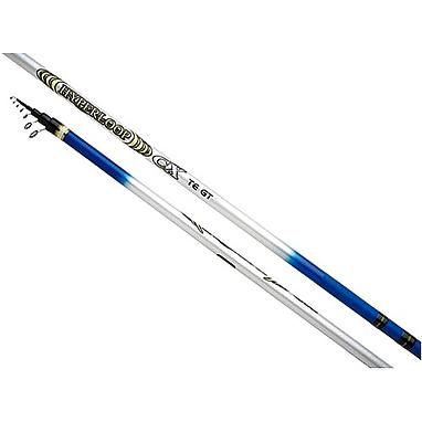 Удилище телескопическое с кольцами Shimano Hyperloop CX 6м TEGT3-600 строй 3 6-12 г