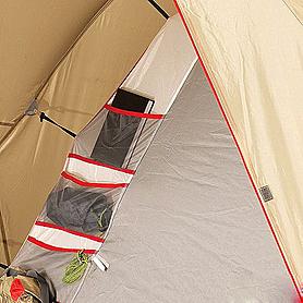 Фото 8 к товару Палатка четырехместная RedPoint Base 4