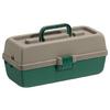 Ящик Plastica Panaro 118/2  2-х полочный с местом под катушку 335x153x148 мм - фото 1