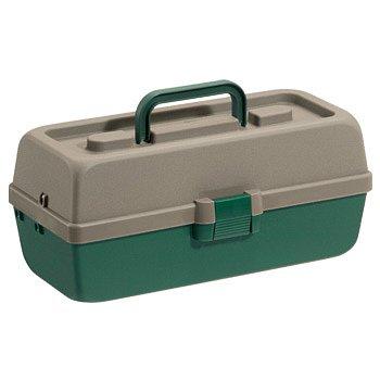 Ящик Plastica Panaro 118/2  2-х полочный с местом под катушку 335x153x148 мм