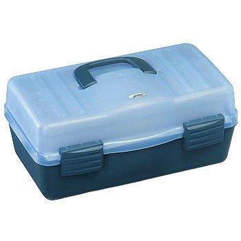 Ящик Plastica Panaro 136 4 полки на 2 стороны 460x282x221 мм