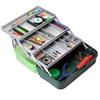 Ящик Plastica Panaro 149 3-х полочный 370х222х197 мм - фото 2