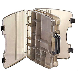 Фото 1 к товару Коробка-чемодан Balzer Double Strike M 28х22х6 см