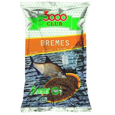 Прикормка Sensas 3000 Match bream лещ 1 кг