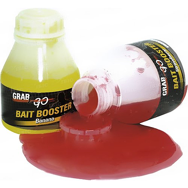 Аттрактант Starbaits Grab&Go Sweet peach booster персик 200 мл