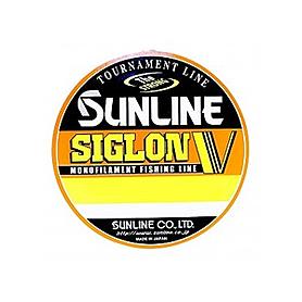 Фото 2 к товару Леска Sunline Siglon V 100 м 0.15/0.063 мм