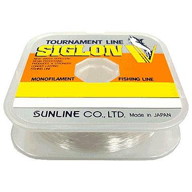 Леска Sunline Siglon V 30 м 0.6/0,128 мм