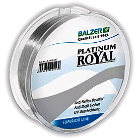 Леска Balzer Platinum Royal New 0.16 мм 150 м