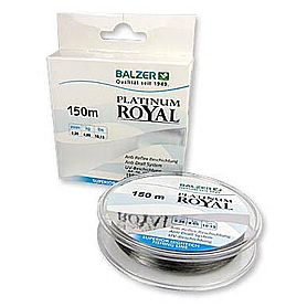 Леска Balzer Platinum Royal New 0.25 мм 150 м