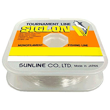 Леска Sunline Siglon V 30 м #0.6/0,165 мм