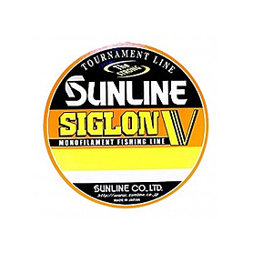 Фото 2 к товару Леска Sunline Siglon V 30 м #0.6/0,185 мм
