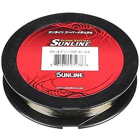 Фото 1 к товару Леска Sunline Super Natural 100 м 0.370 мм 9,3 кг серая