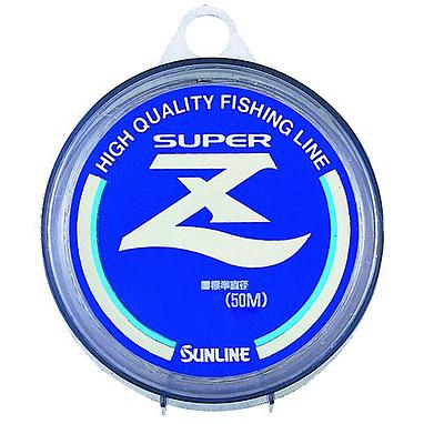 Леска Sunline Super Z HG 50 м #0.5/0.117 мм 1,28 кг