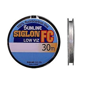 Фото 1 к товару Флюорокарбон Sunline SIG-FC 30 м 0.160 мм 1.8 кг поводковый