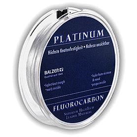 Леска Balzer Platinum Fluorocarbon 0.25 мм 30 м