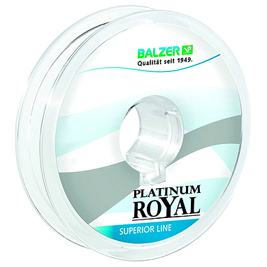 Леска Balzer Platinum Royal New 0.18 мм 30 м