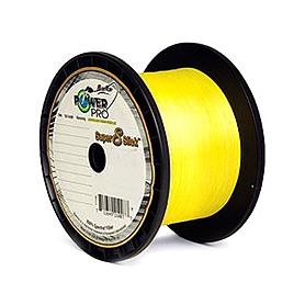 Фото 2 к товару Шнур Power Pro 20lb (135 m 0.23 mm), 15 kg желтый