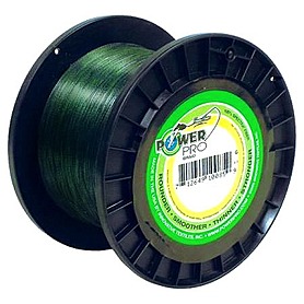 Фото 2 к товару Шнур Power Pro 50lb (135 m 0.36 mm), 30 kg зеленый