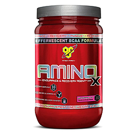 Фото 1 к товару Аминокомплекс BSN Amino-X Watermelon (435 г)