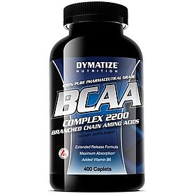 Аминокомплекс Dymatize BCAA (400 таб)