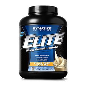 Фото 3 к товару Протеин Dymatize Elite Whey 5 lb (2,27 кг)