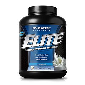 Фото 6 к товару Протеин Dymatize Elite Whey 5 lb (2,27 кг)