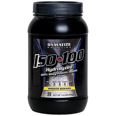 Протеин Dymatize ISO-100 Сarb Whey (908 г)