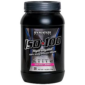 Фото 2 к товару Протеин Dymatize ISO-100 Сarb Whey (908 г)