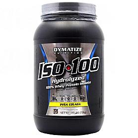 Фото 4 к товару Протеин Dymatize ISO-100 Сarb Whey (908 г)