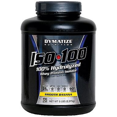 Протеин Dymatize ISO-100 Carb Whey 5 lb (2,27 кг)