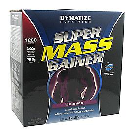 Фото 2 к товару Гейнер Dymatize Super Mass Gainer 12lb (5,44 кг)