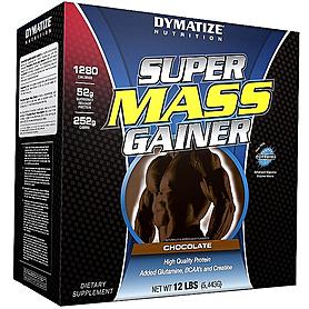 Фото 3 к товару Гейнер Dymatize Super Mass Gainer 12lb (5,44 кг)
